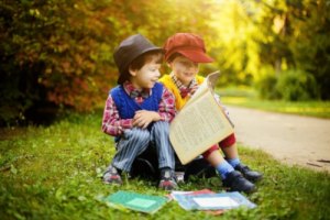 Rohkaise lasta lukemaan kirjoja